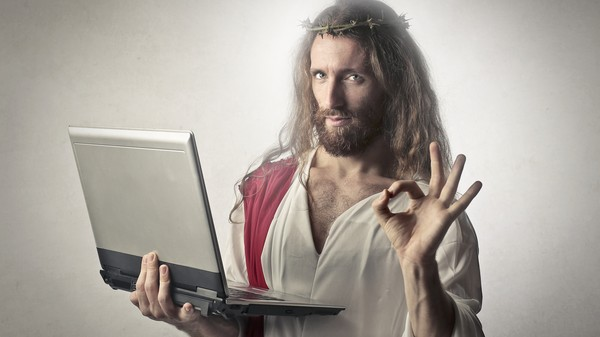 Lord RayEl Is an Internet Deity Who Demands Worship
