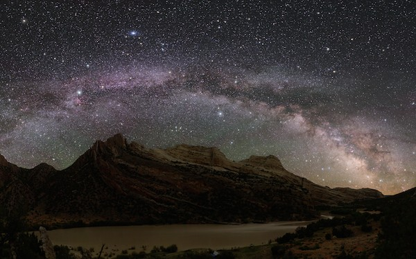 The Milky Way Is Now Invisible to One Third of Humanity