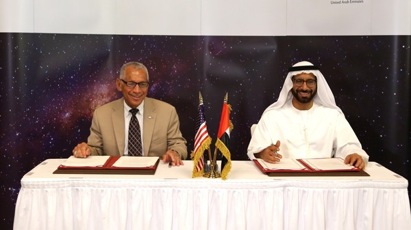 NASA and the UAE Just Signed a Space Agreement to Collaborate on Mars