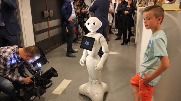 Social Robots Are Just as Prevalent in Europe as They are in Japan