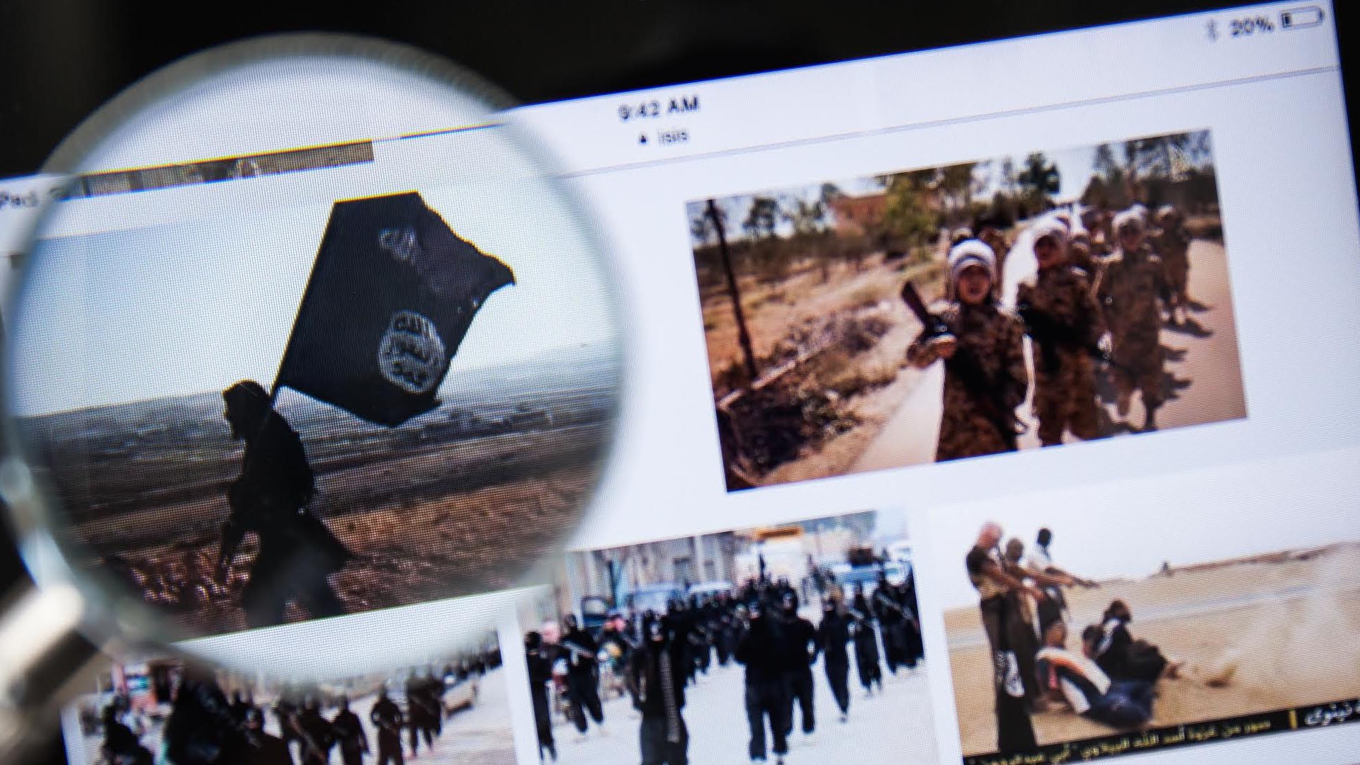 Mathematical Models Suggest New Ways of Targeting Pro-ISIS Groups Online
