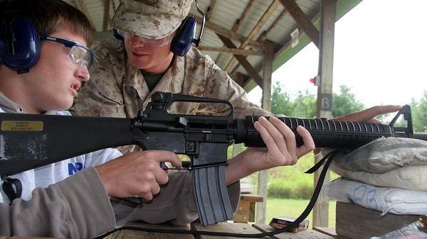 Gunmakers Have Sold AR-15s to Civilians for More Than 50 Years