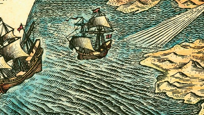 the flat earth myth of christopher columbus Inventing the flat earth has 78 ratings and 12 reviews karen said: in this work russell challenged the (false) myth that one important facet of columbus.