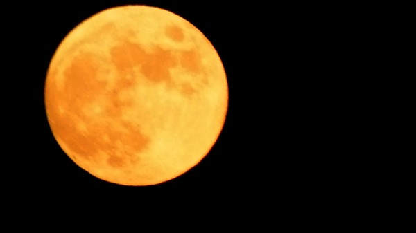 This Year's Summer Solstice Comes With a Rare Strawberry Moon