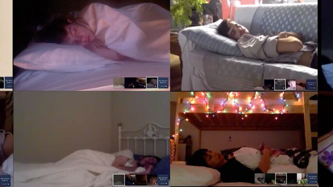 Internet Sleepovers are a Thing You Didn't Know About