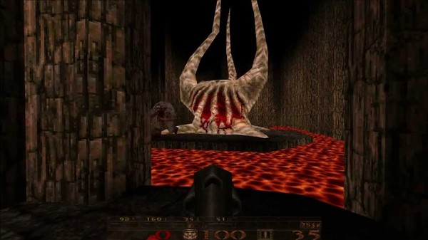 Twenty Years Later, a New 'Quake' Episode Appears
