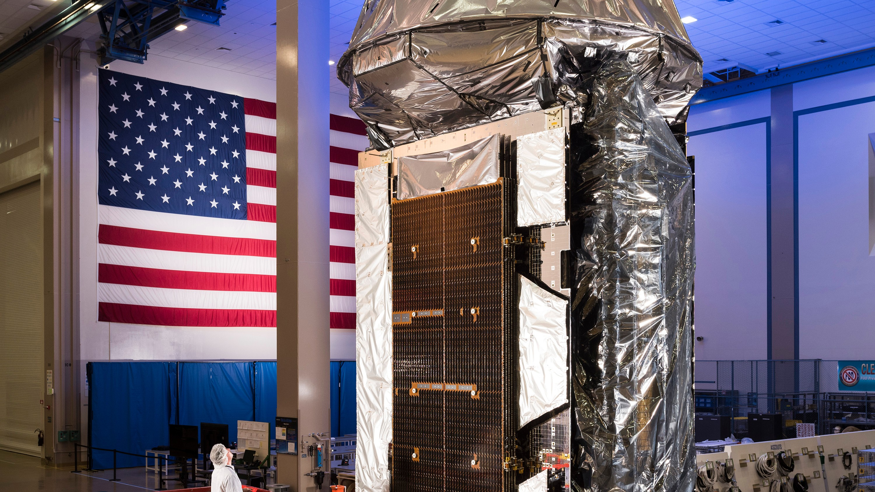 Stuff We Launched Into Space This Week: The U.S. Military's MUOS-5 Satellite