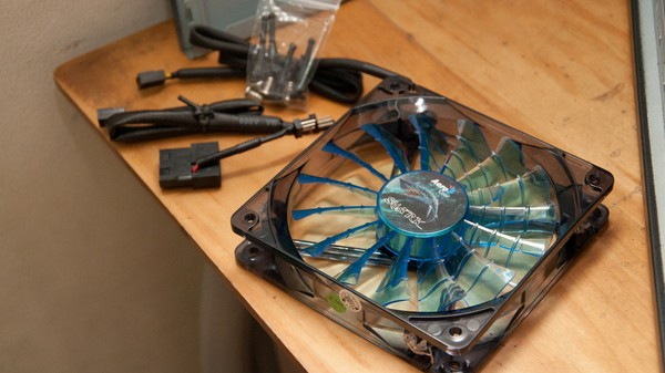 Researchers Make Malware That Steals Data by Spinning Your Computer's Fans