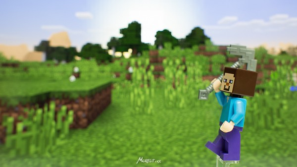 'Minecraft' Has Brought a Special Brand of Troll to the Mainstream: Griefers