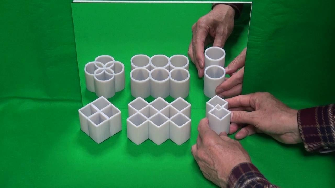 How the Morphing Cylinders of the 'Illusion of the Year' Work