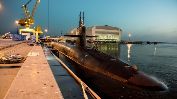 Emerging Sub Spotting Technology Threatens Nuclear Deterrence
