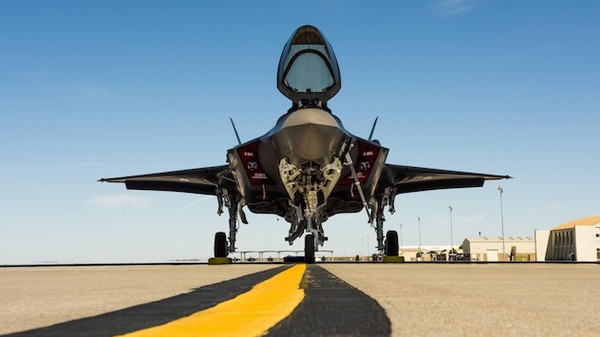 US Air Force Tester: F-35 Is Too Good for War Games