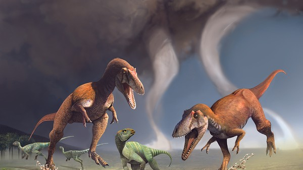 New Dinosaur Discovery Suggests T. Rex's Stubby Arms Weren't Useless