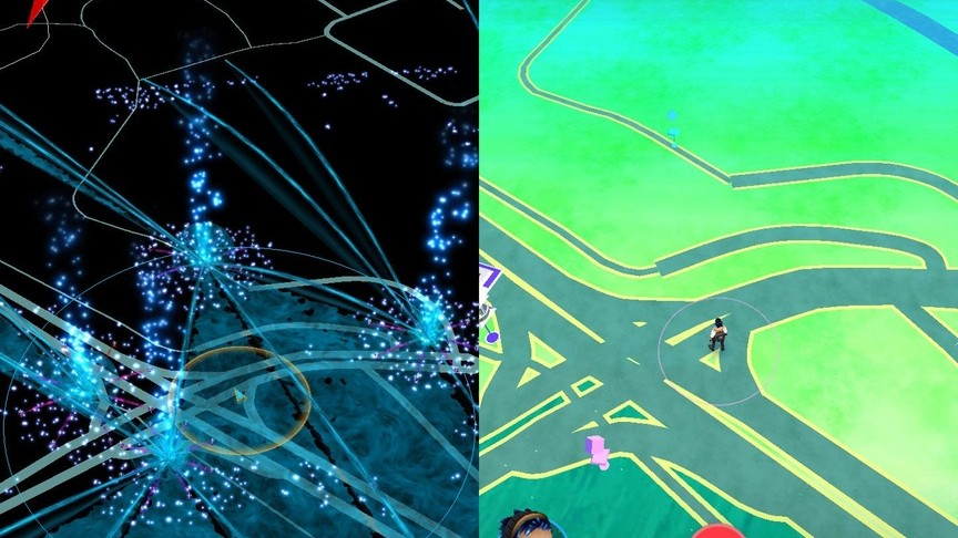​What 'Pokémon Go' Owes 'Ingress'