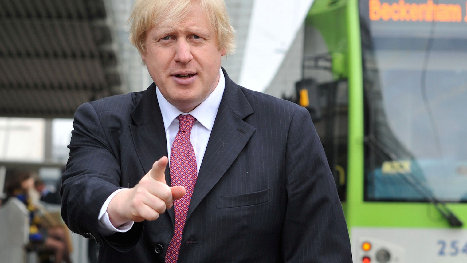 So Boris Johnson Is Now in Charge of the UK's Cybersecurity