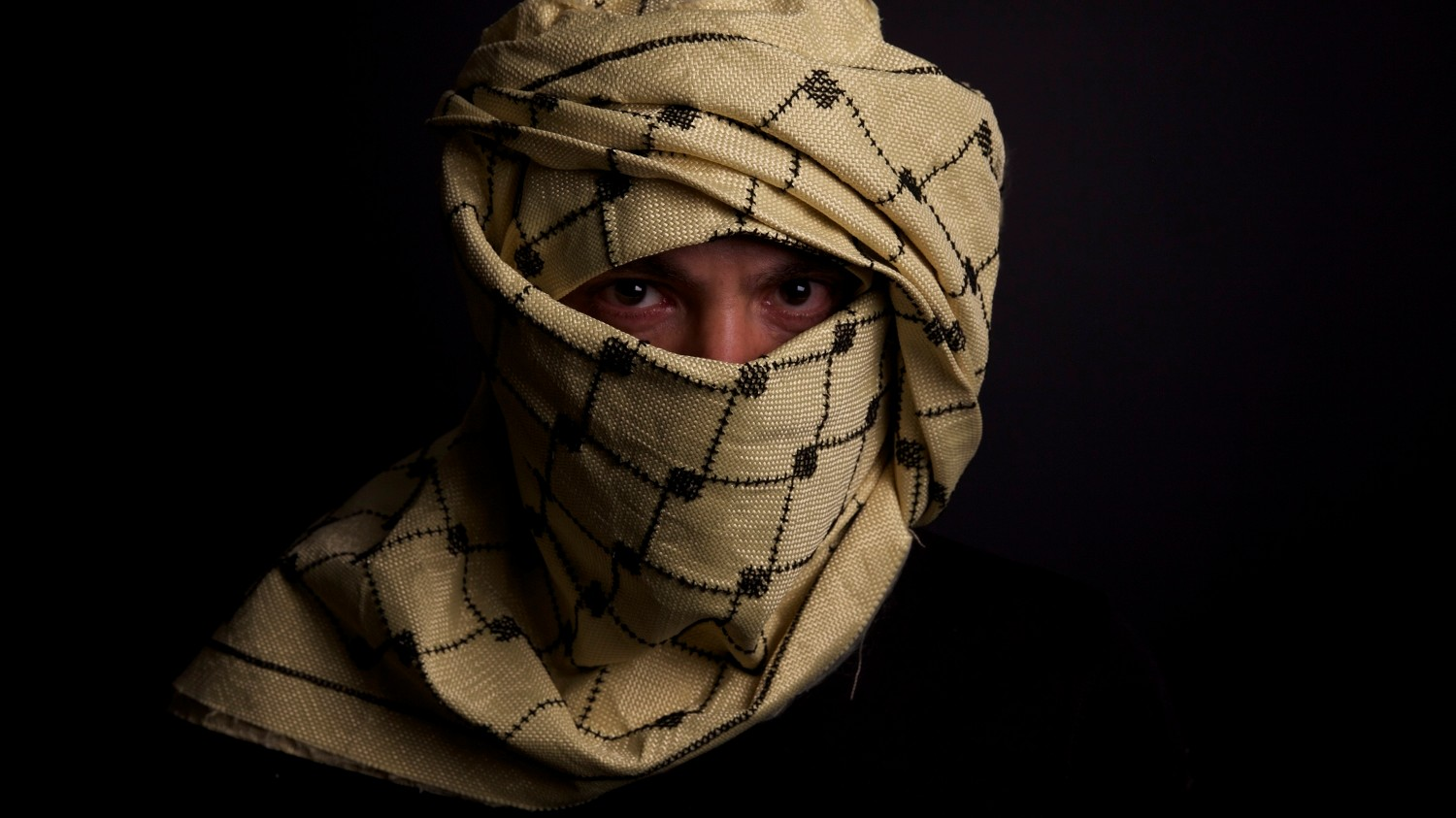 Dodging Stray Bullets in Lebanon With The World's First Bulletproof Headscarf