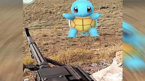 'Pokémon Go' Is Invading America's Military Sites