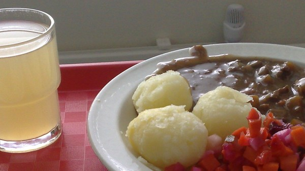 A Hospital Is Changing Its Menu After Administrators Ate the Food for a Week