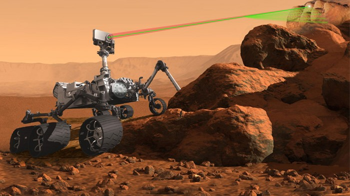 Mars Curiosity Rover Can Now Autonomously Decide What to Laser
