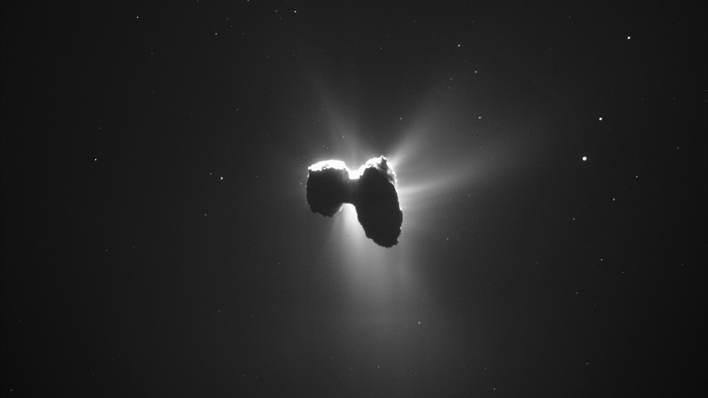 ​We'll Never Hear From the Philae Comet Lander Again, Sob