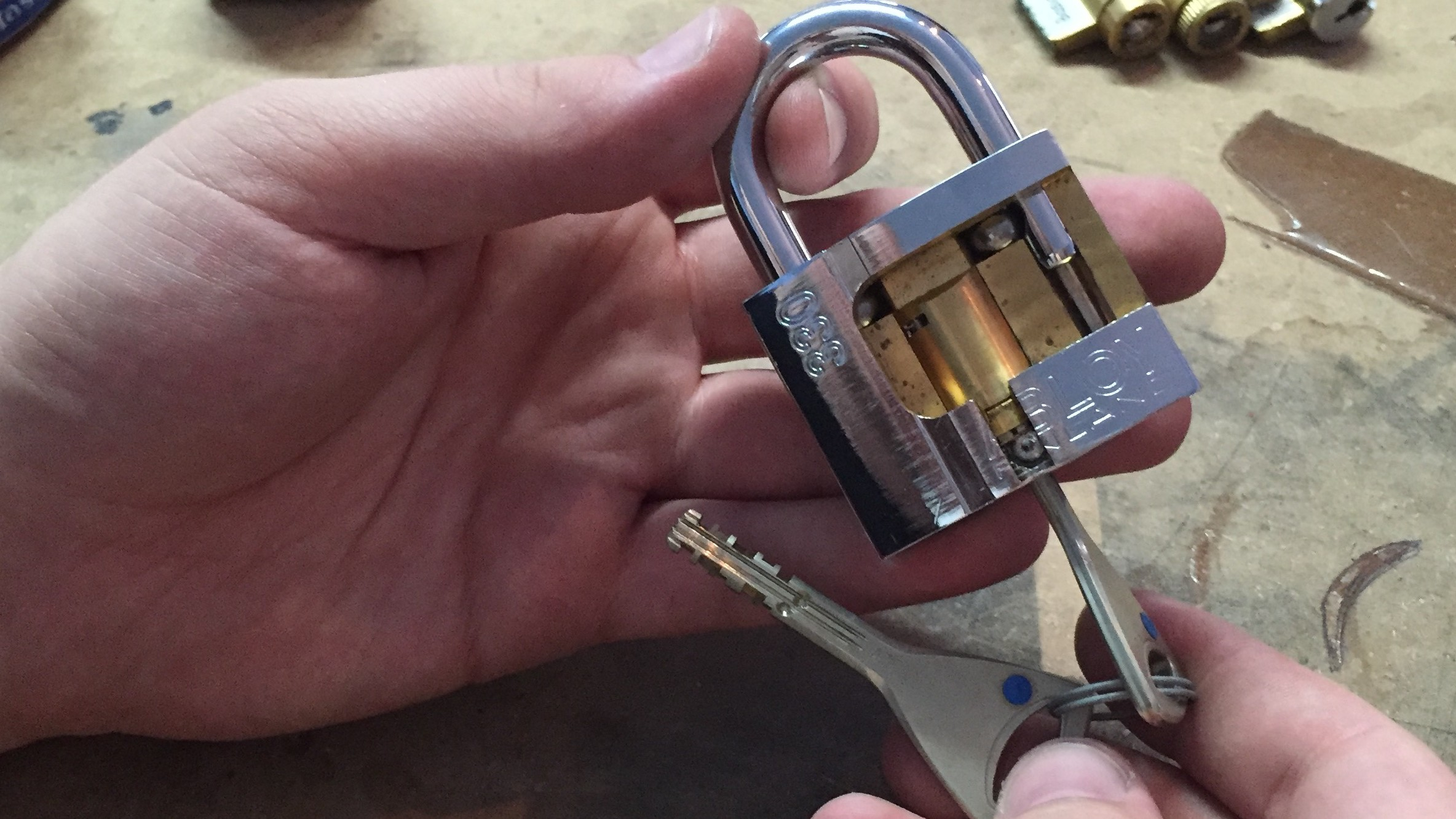 What Learning to Lockpick Taught Me About Digital Security