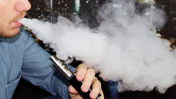 A Hotter Vape Emits Higher Levels of Carcinogens, Study Shows