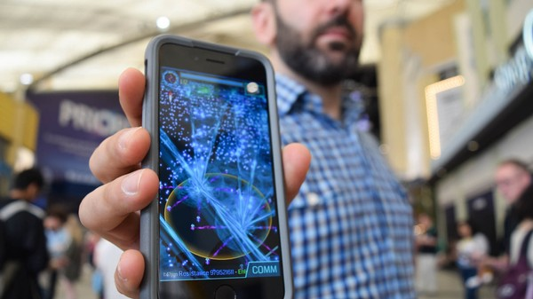 Why 'Ingress' Players Held a 'Pokémon Go' Party
