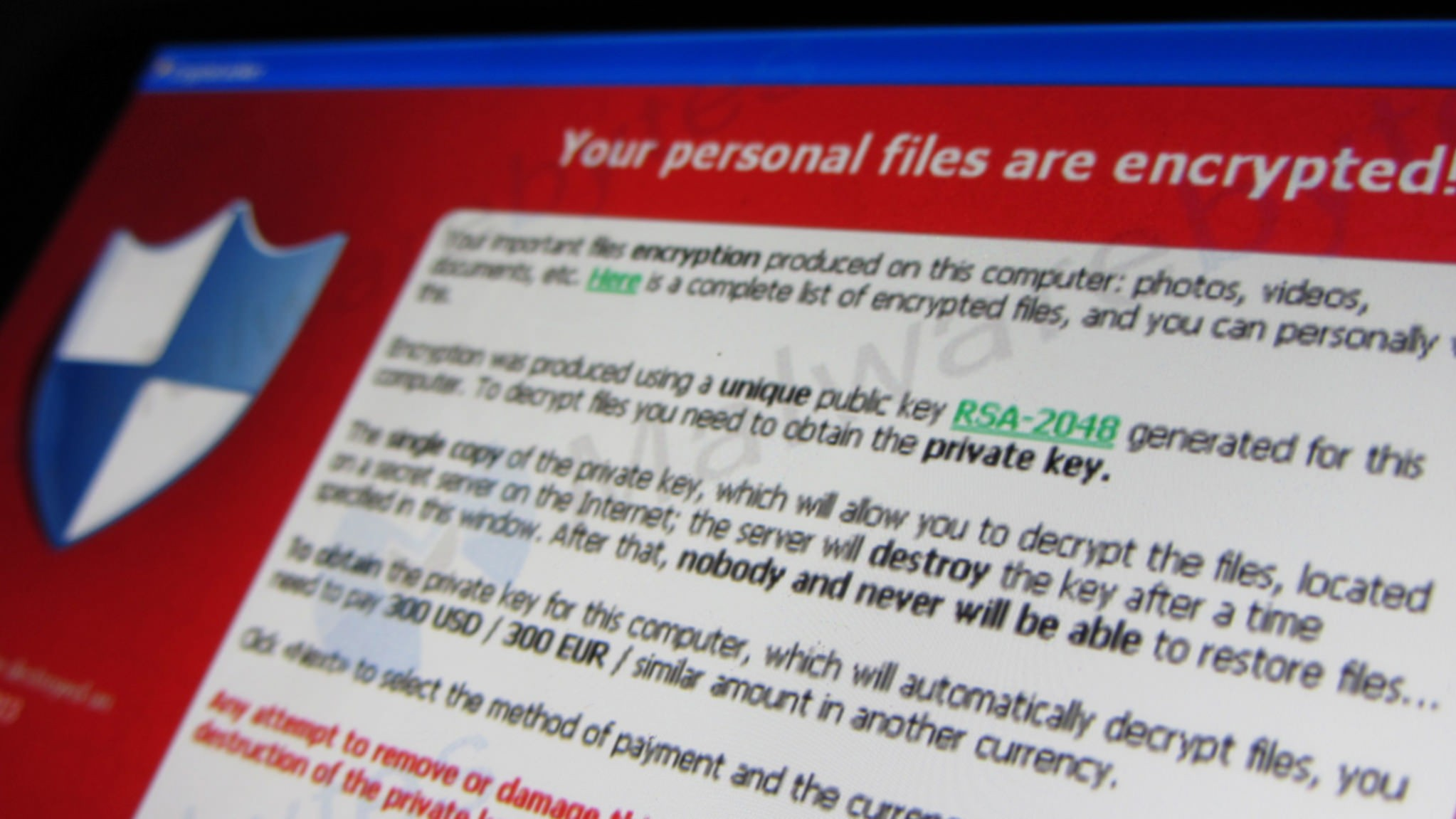 Ransomware Is So Hot Criminals Are Sabotaging Each Other's Ransomware