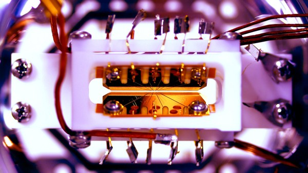 Quantum Computing Just Grew Way the Hell Up