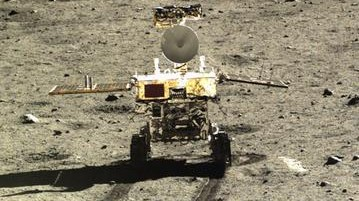 China's 'Jade Rabbit' Rover Is Dead, and This Time It Probably Won't Come Back