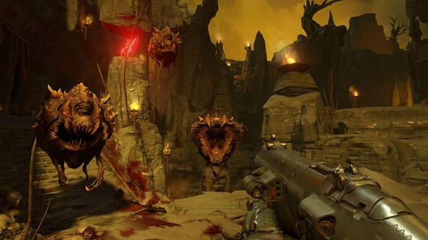 'All Right, Screw It:' How id Software Made 'Doom' Great Again