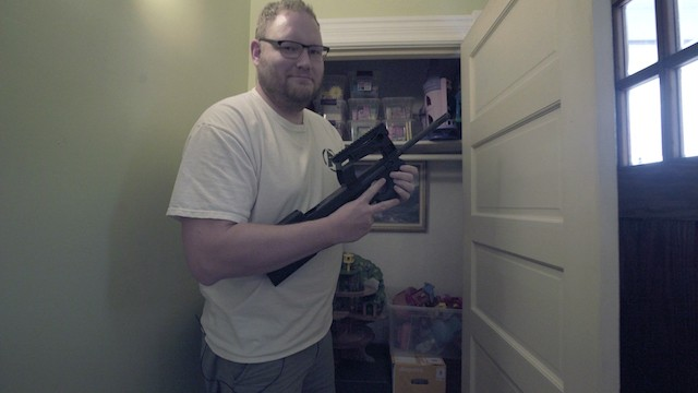 Meet the Bodyhacker Building an Implant-Activated Smart Gun in His Garage