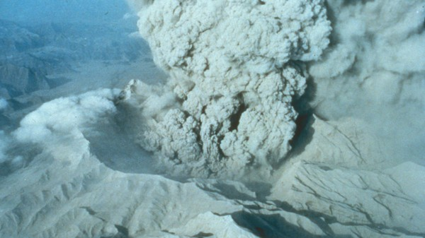 How a Volcanic Eruption Kept Rising Oceans at Bay