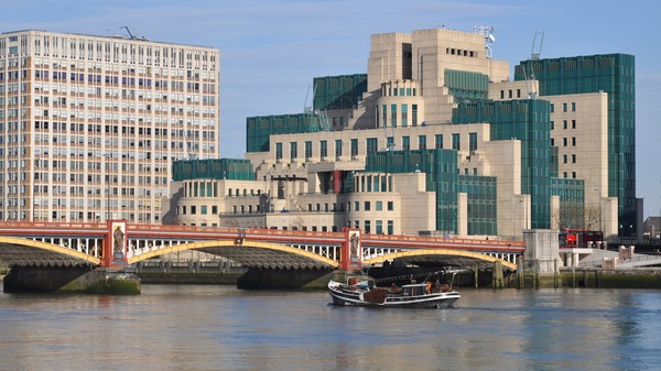 No Pokémon for British Spies, as Pokéstops Vanish From MI5 and MI6 Buildings