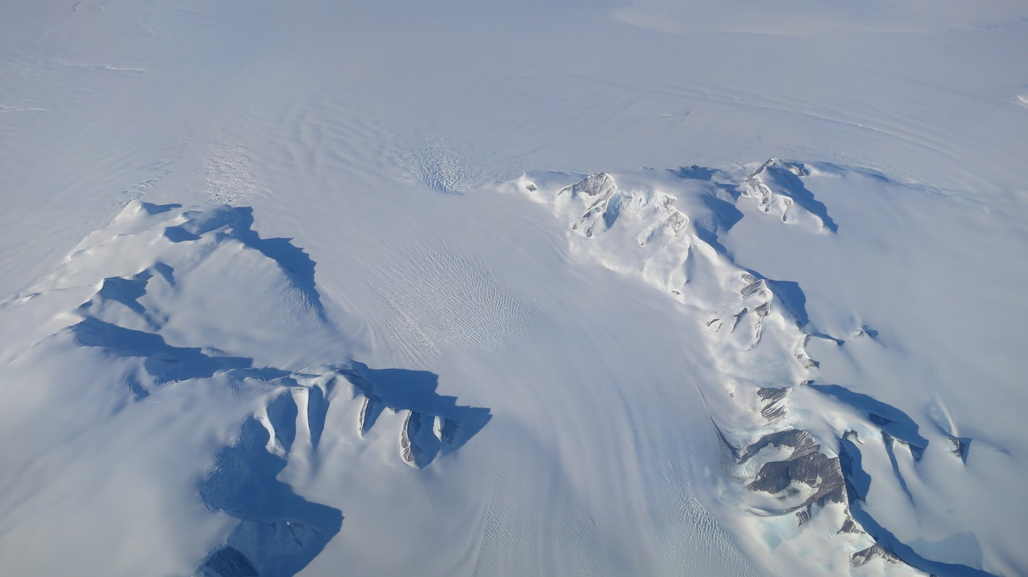 New Map Shows Only a Tiny Sliver of Antarctica Is Ice-Free—For Now