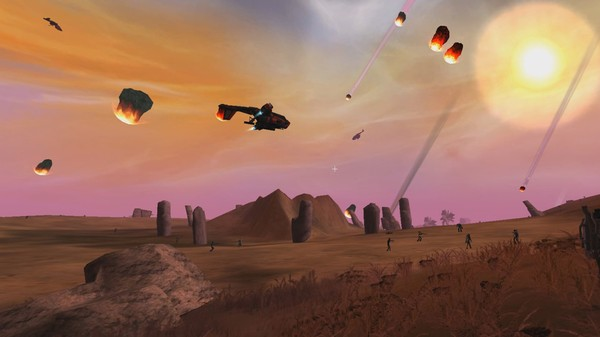 'PlanetSide' Is Dead, But a Group of Players Is Trying to Bring It Back to Life