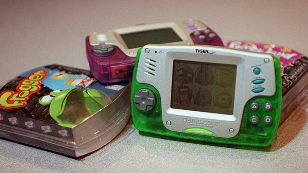 ​Tiger Electronics Took on the Game Boy with Devices as Powerful as Calculators