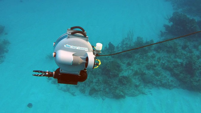 Underwater Robots Are Searching for an Ancient Shipwreck in the Arctic