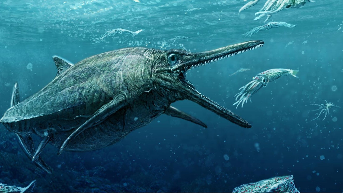 Forget Nessie, the 'Storr Lochs Monster' Is Scotland's Real Jurassic Predator