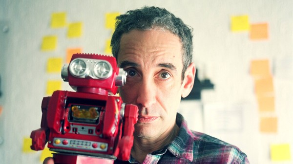 The Economy Needs to Be More Human: A Chat With Douglas Rushkoff
