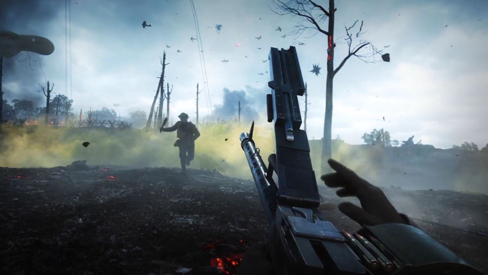 'Battlefield 1' Beta Bugs Make It the Perfect World War 1 Game