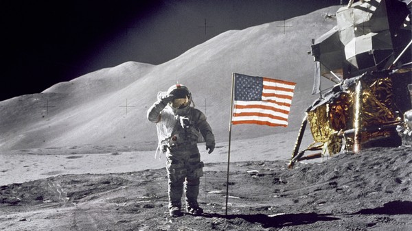 There Are Still a Lot of People That Don't Believe We Landed on the Moon