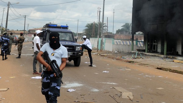 Gabon Is Suffering the 'Worst Communications Suppression Since the Arab Spring'