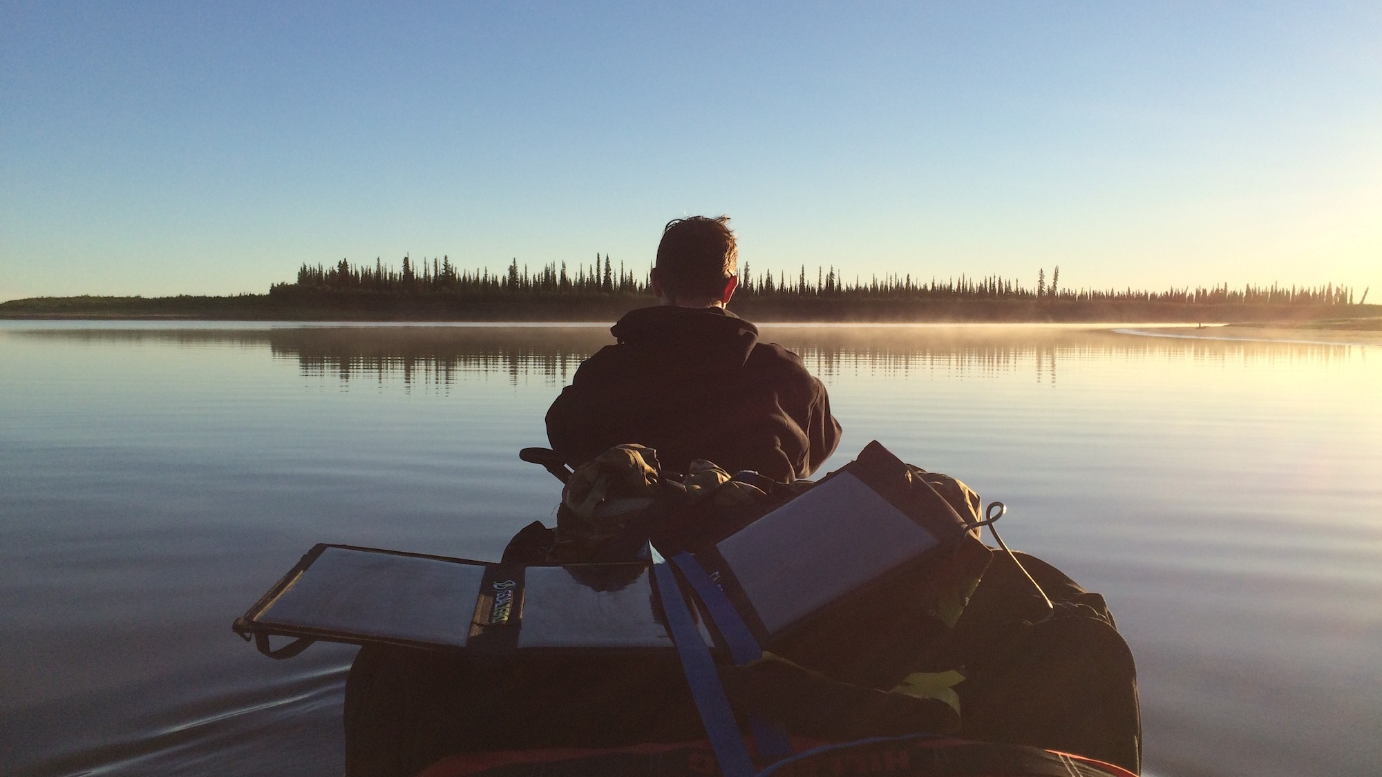 Why I Canoed 1,200 Miles to the Arctic Circle to Report on Climate Change