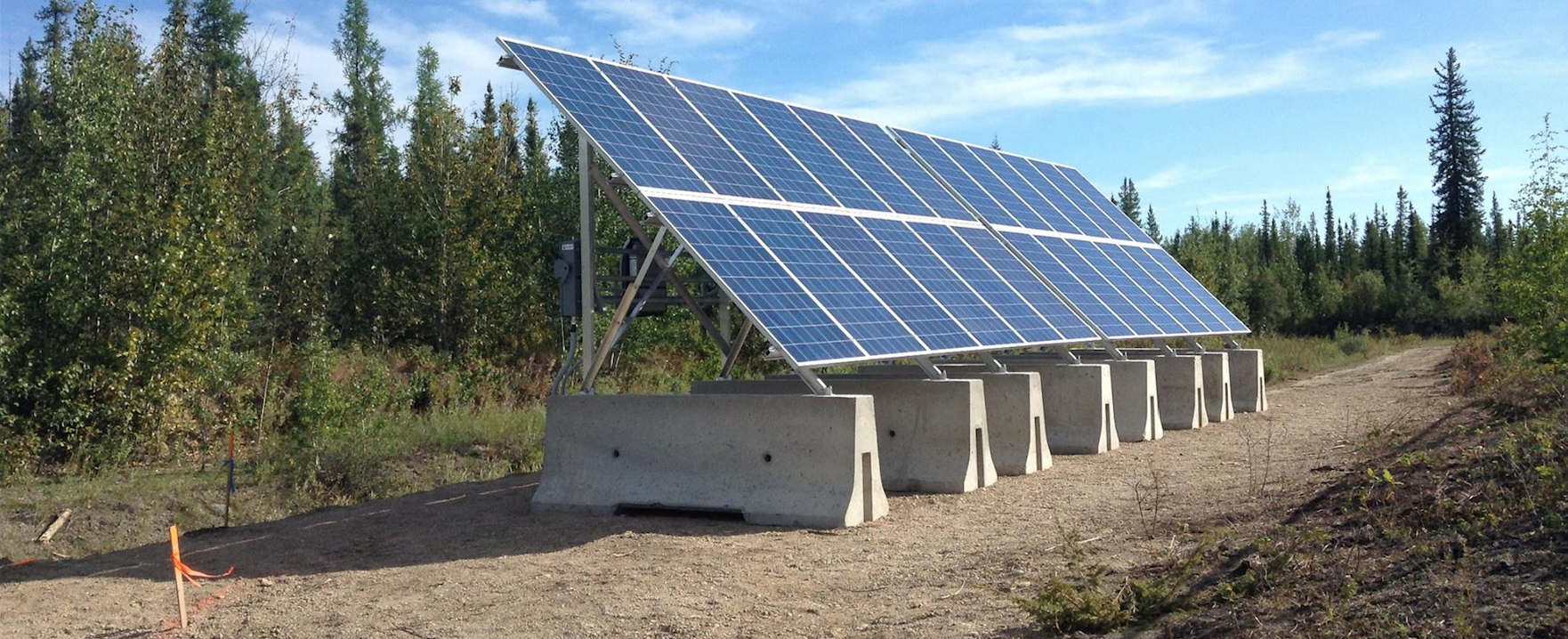 The People Making Solar Power Where the Sun Doesn't Set