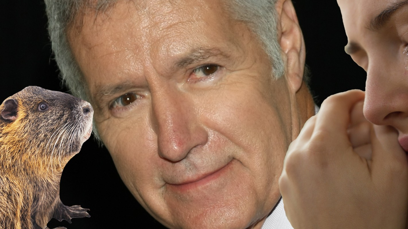 Trebek: Canadians Couldn't Compete on 'Jeopardy!' Because of Privacy Laws