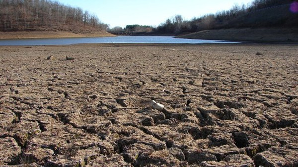 California's Drought Could Last For Centuries