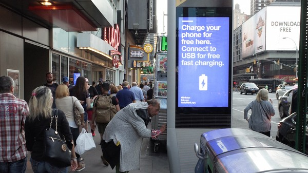 LinkNYC Discovers the Difficulty of Bringing Free Wi-Fi to City Streets