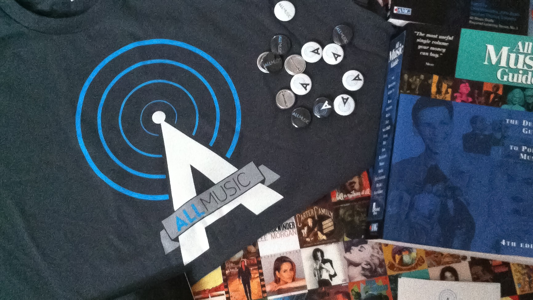 The Story of AllMusic, the Internet's Largest, Most Influential Music Database