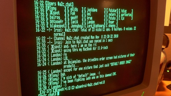 Hack This: How to Start an IRC Channel